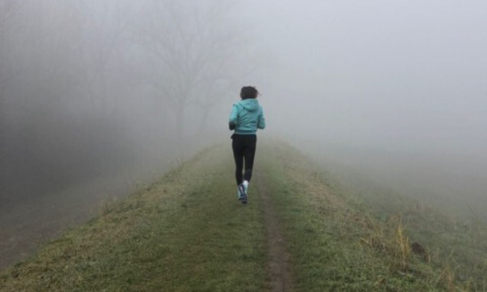consigli per allenarsi di inverno