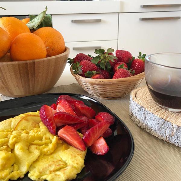 colazione carmen