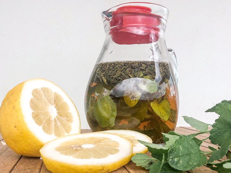 infuso erbe aromatiche