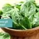spinaci forza e vitalità